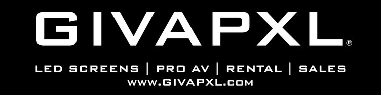 GIVAPXL | HIGH RES LED SCREENS